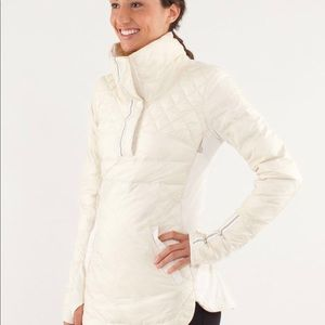 Lululemon What the Fluff Down Pullover
